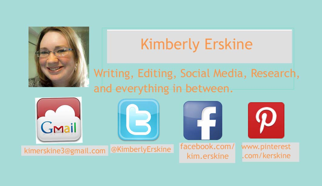Business card design rough draft kimberly erskine kimberly erskine professional business card reheart Images