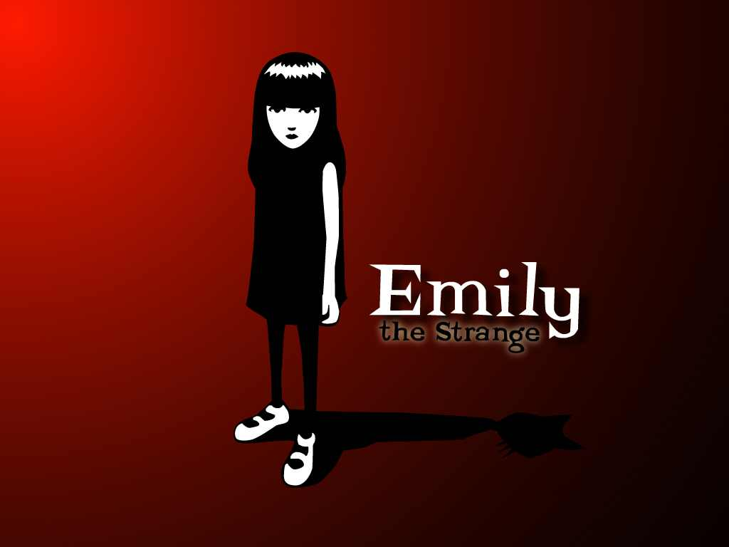 Why are all of these horror stories about emily symbolism in the emily the strange is strange buycottarizona
