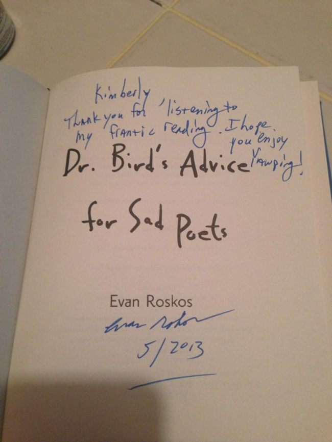 Evan-Roskos-Signed-Book