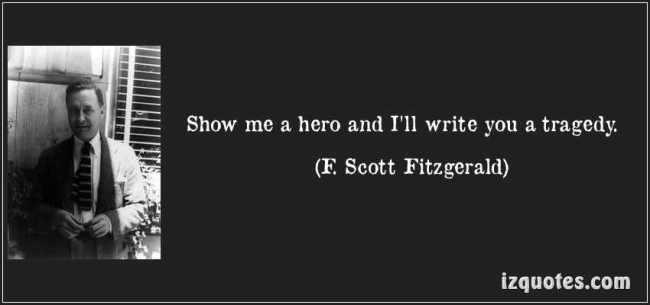 fitzgerald-writes-heroic-tragedies